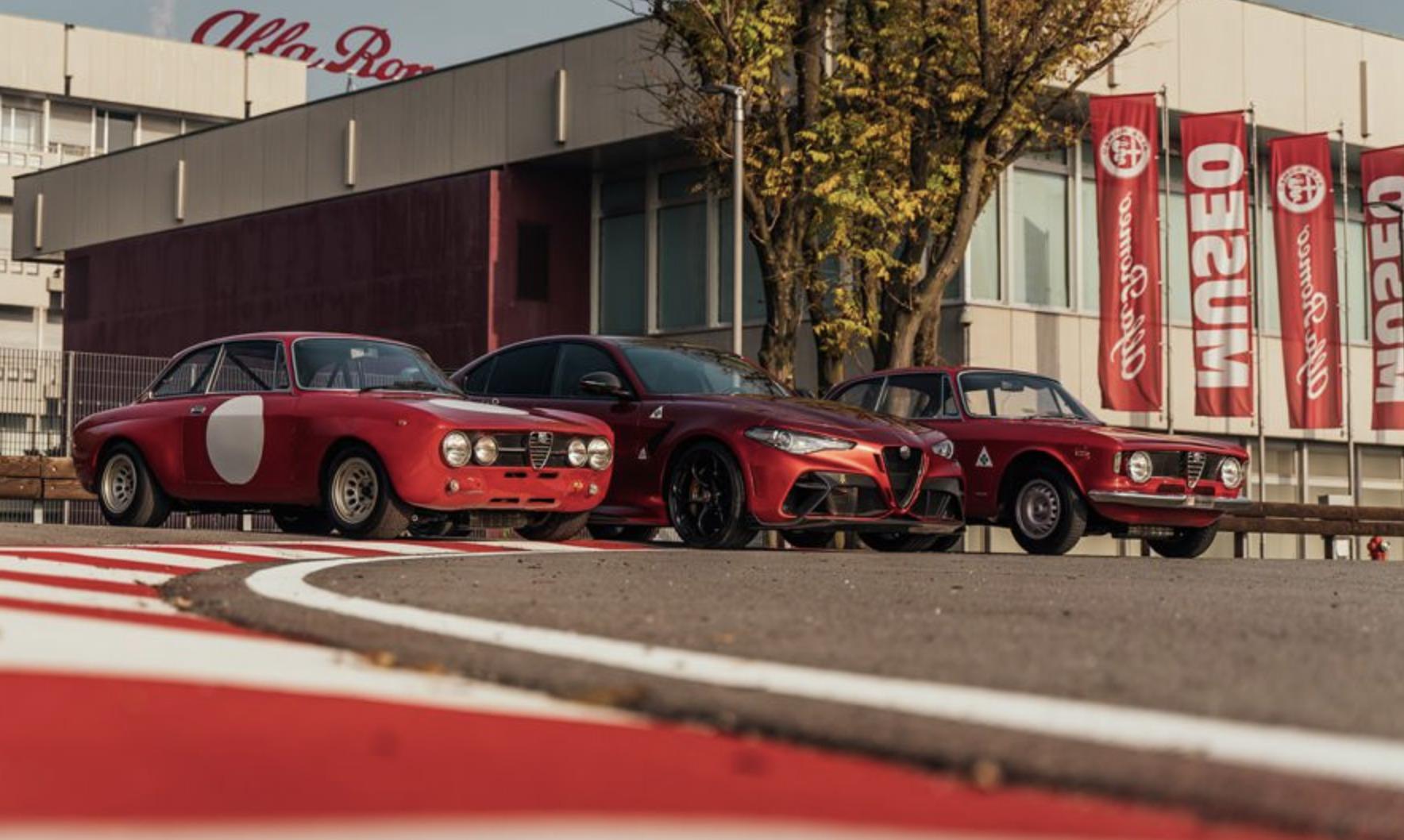 Alfa Romeo celebra su 111º aniversario como fabricante de vehículos