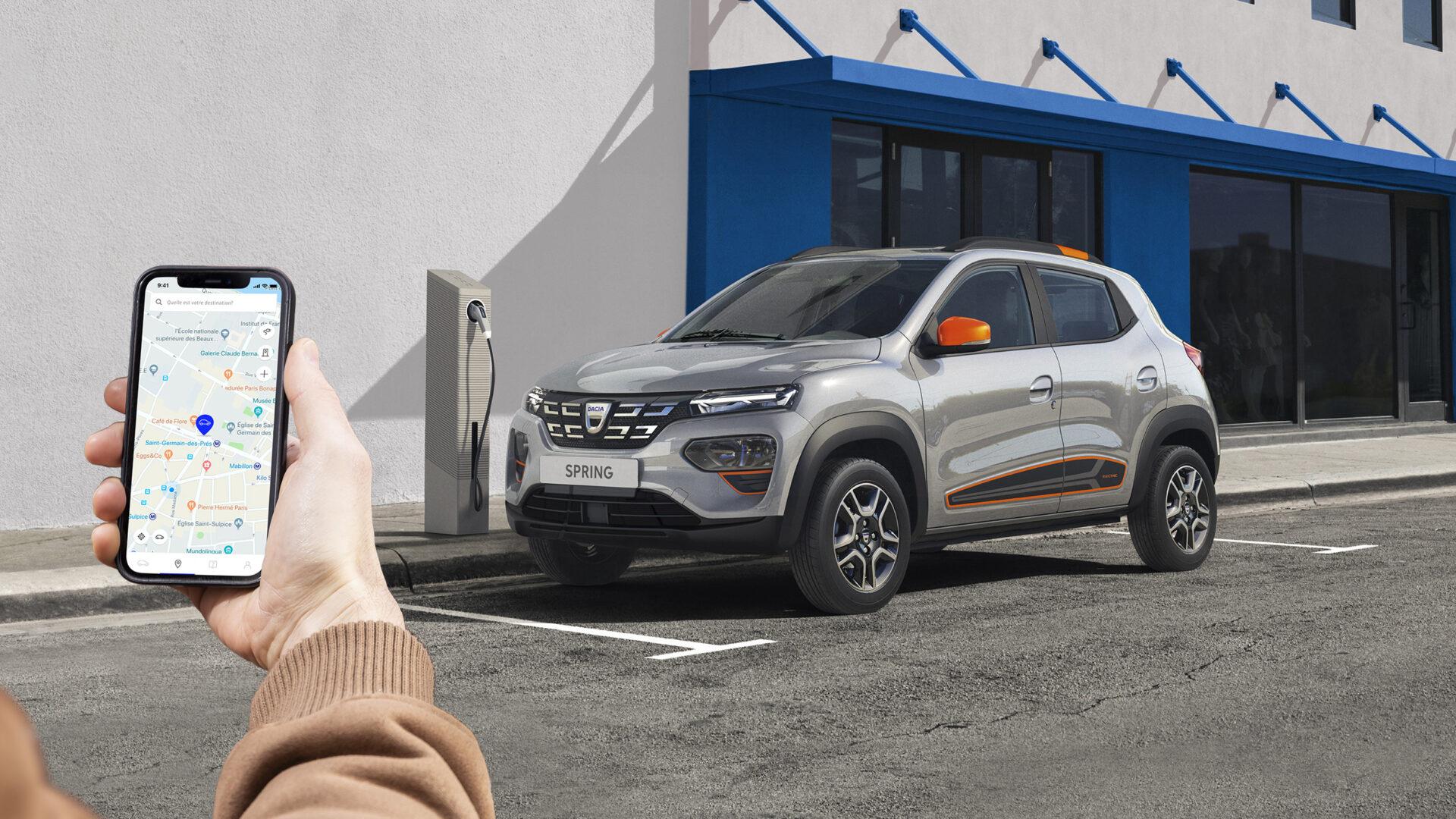 El nuevo Dacia Spring 2021 se sale: más de 500 reservas en los últimos dos meses