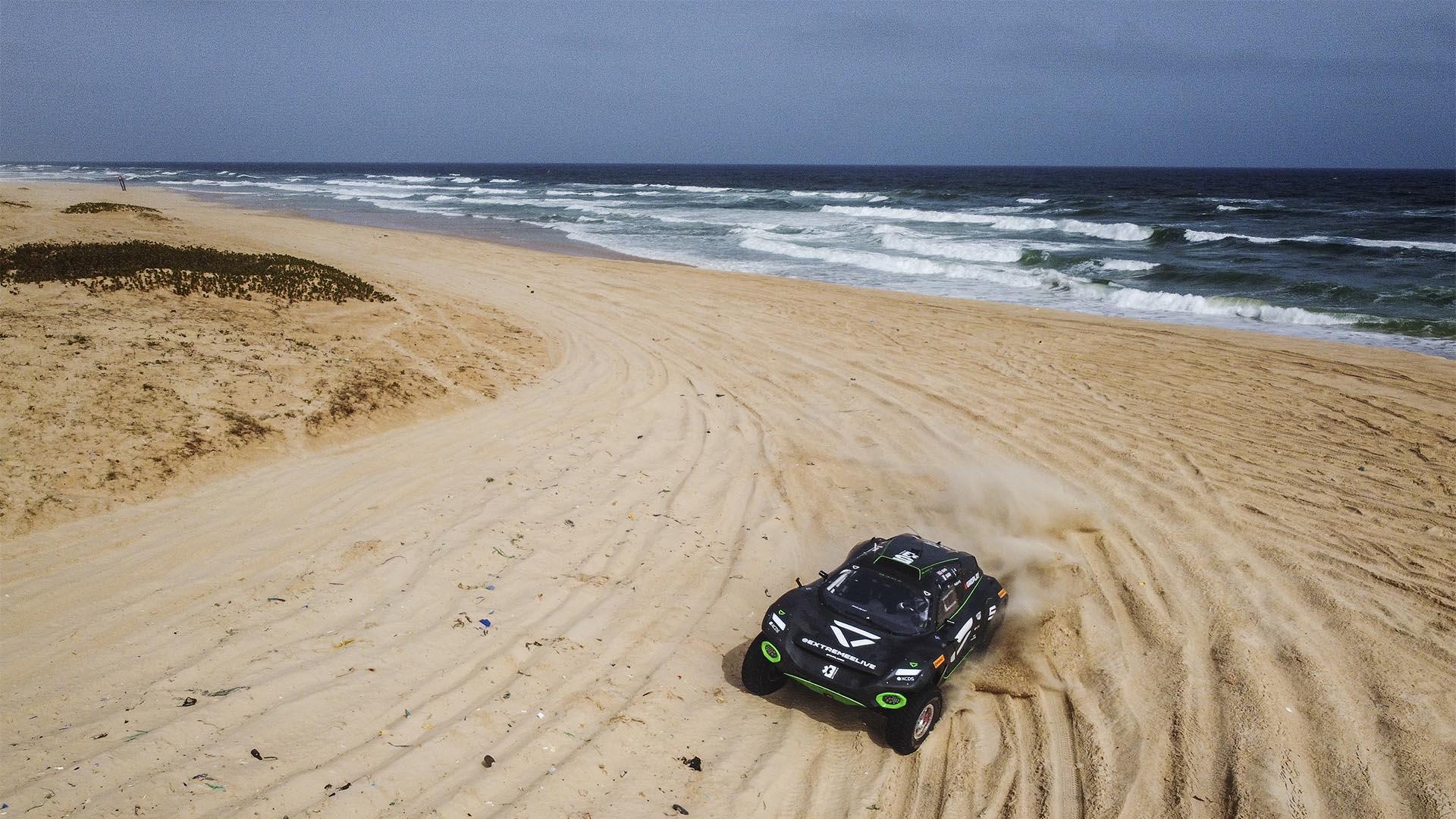 Extreme E: Entra McLaren y se caen los X-Prix de Sudamérica