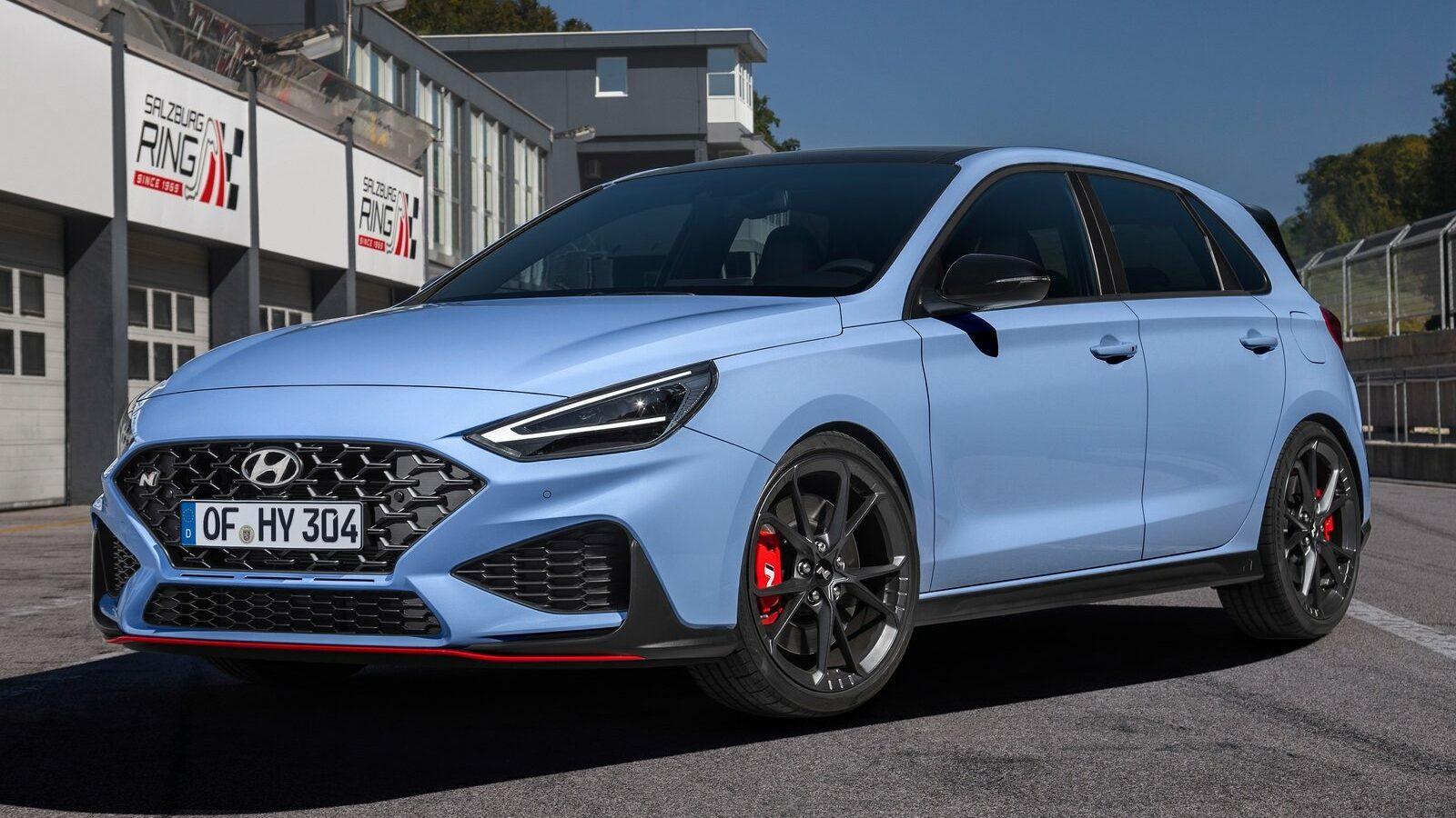 Hyundai i30 N 2021: un compacto deportivo, sin enchufe… ¡y con 6.000 euros de descuento!