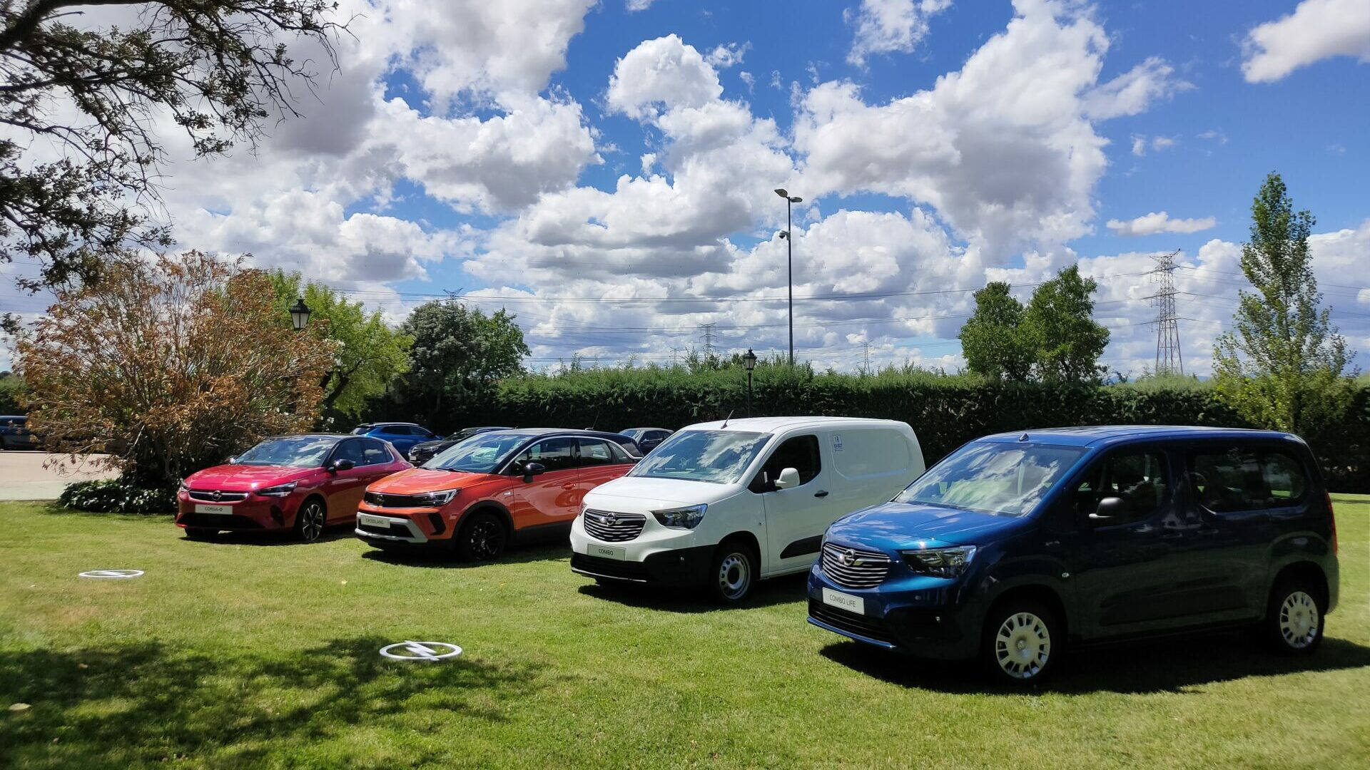 Los Opel fabricados en España, un éxito