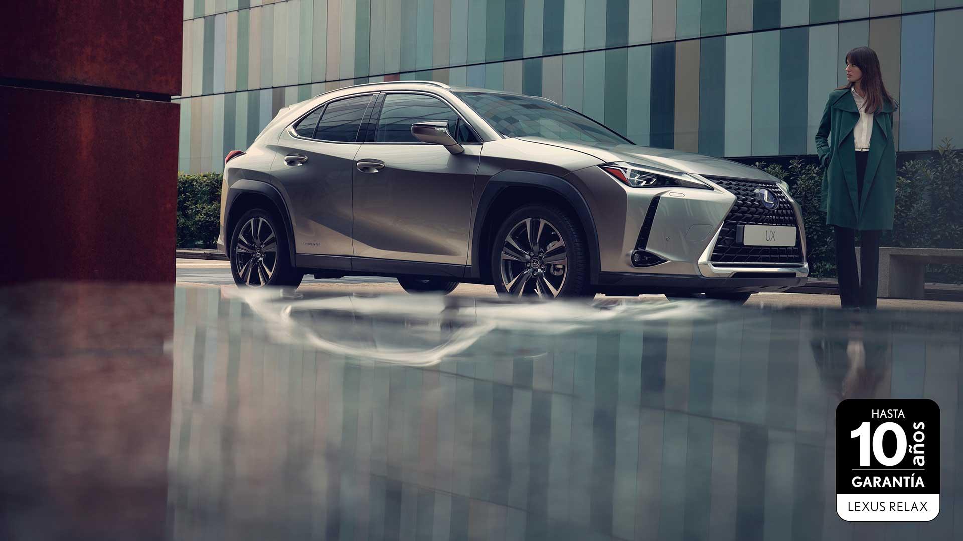 Lexus Relax: toda la gama de modelos Lexus con hasta 10 años de garantía