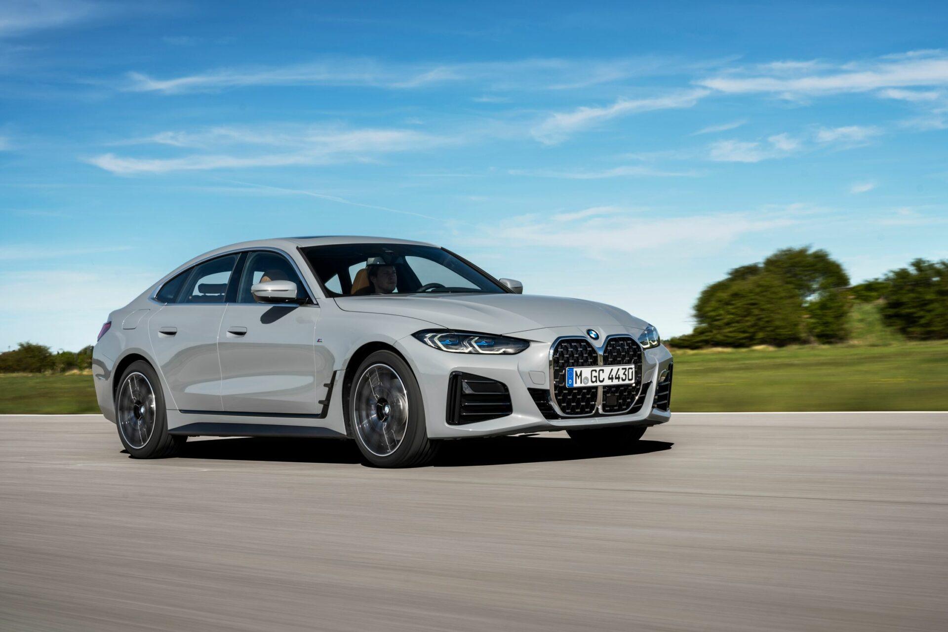 BMW Serie 4 Grand Coupé