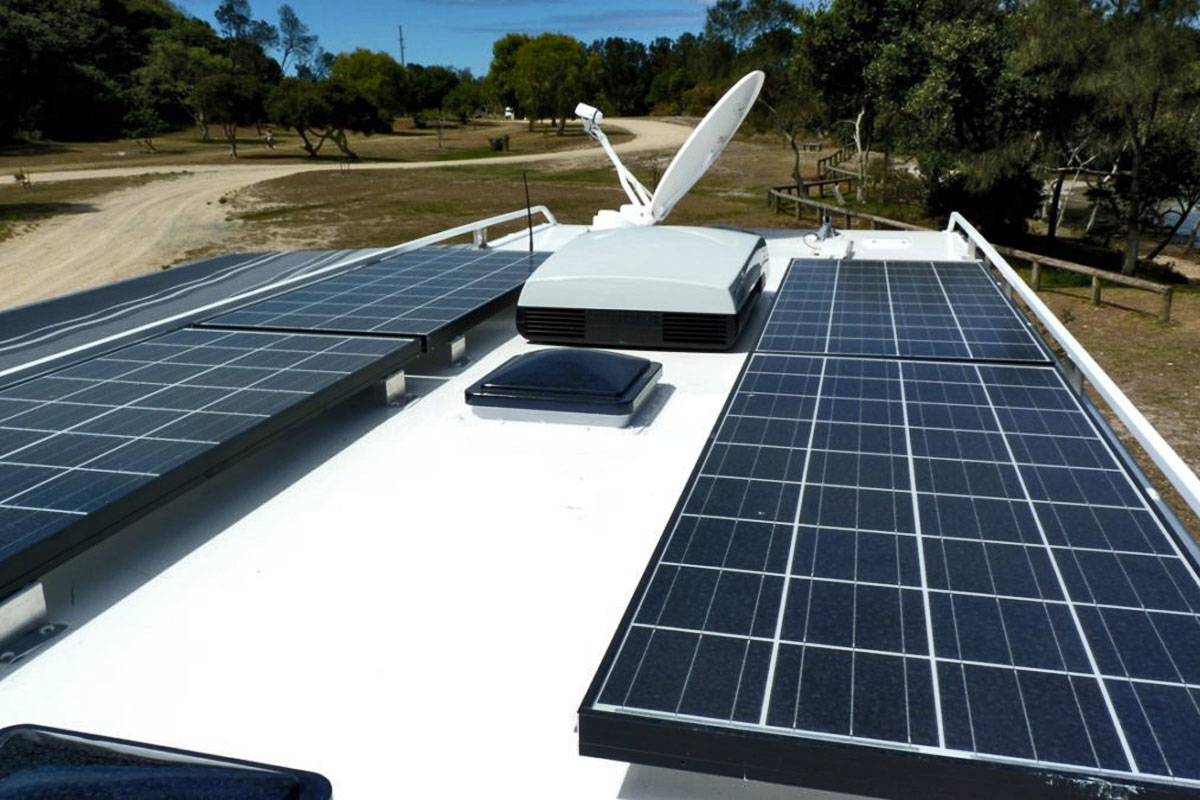 Paneles solares para autocaravanas: el consumo marca la autonomía
