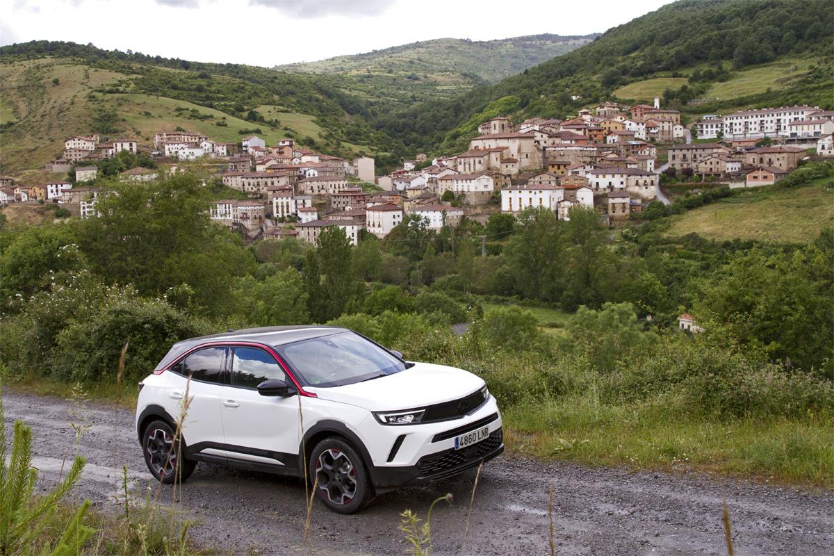 Rincones de La Rioja: territorio perfecto para un Opel Mokka
