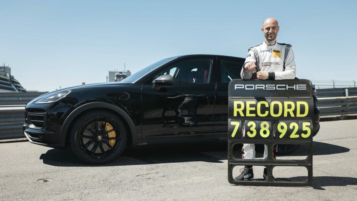 El nuevo Porsche Cayenne se convierte en el SUV más rápido de Nürburgring
