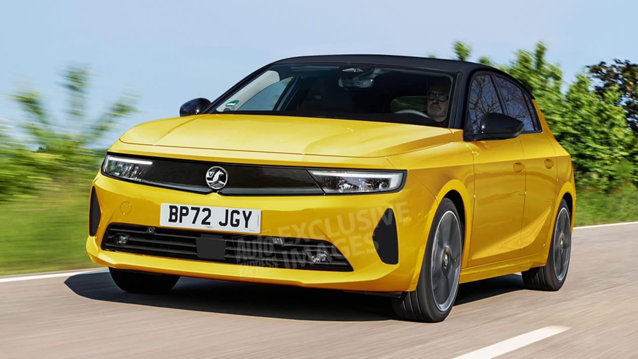 Nuevo Opel Astra 2022: así podrían ser sus versiones electrificadas