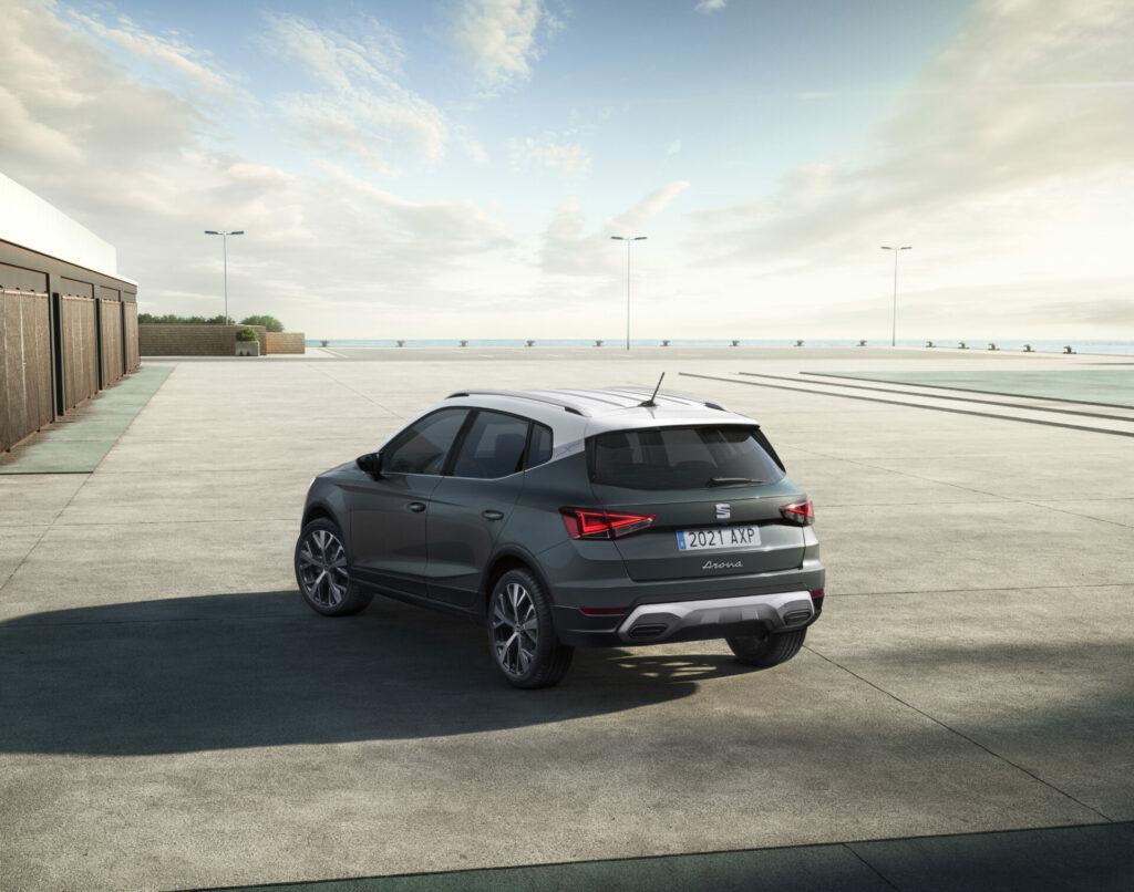 Ya esta disponible el nuevo SEAT Arona referencia en su segmento por tecnologia y seguridad 02 HQ