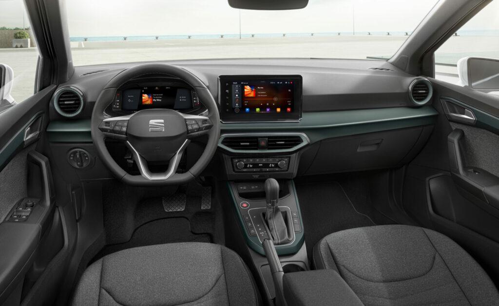 Ya esta disponible el nuevo SEAT Arona referencia en su segmento por tecnologia y seguridad 03 HQ