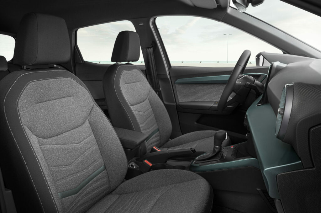 Ya esta disponible el nuevo SEAT Arona referencia en su segmento por tecnologia y seguridad 04 HQ