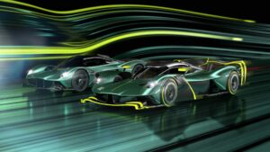 Fotos: Aston Martin Valkyrie AMR Pro