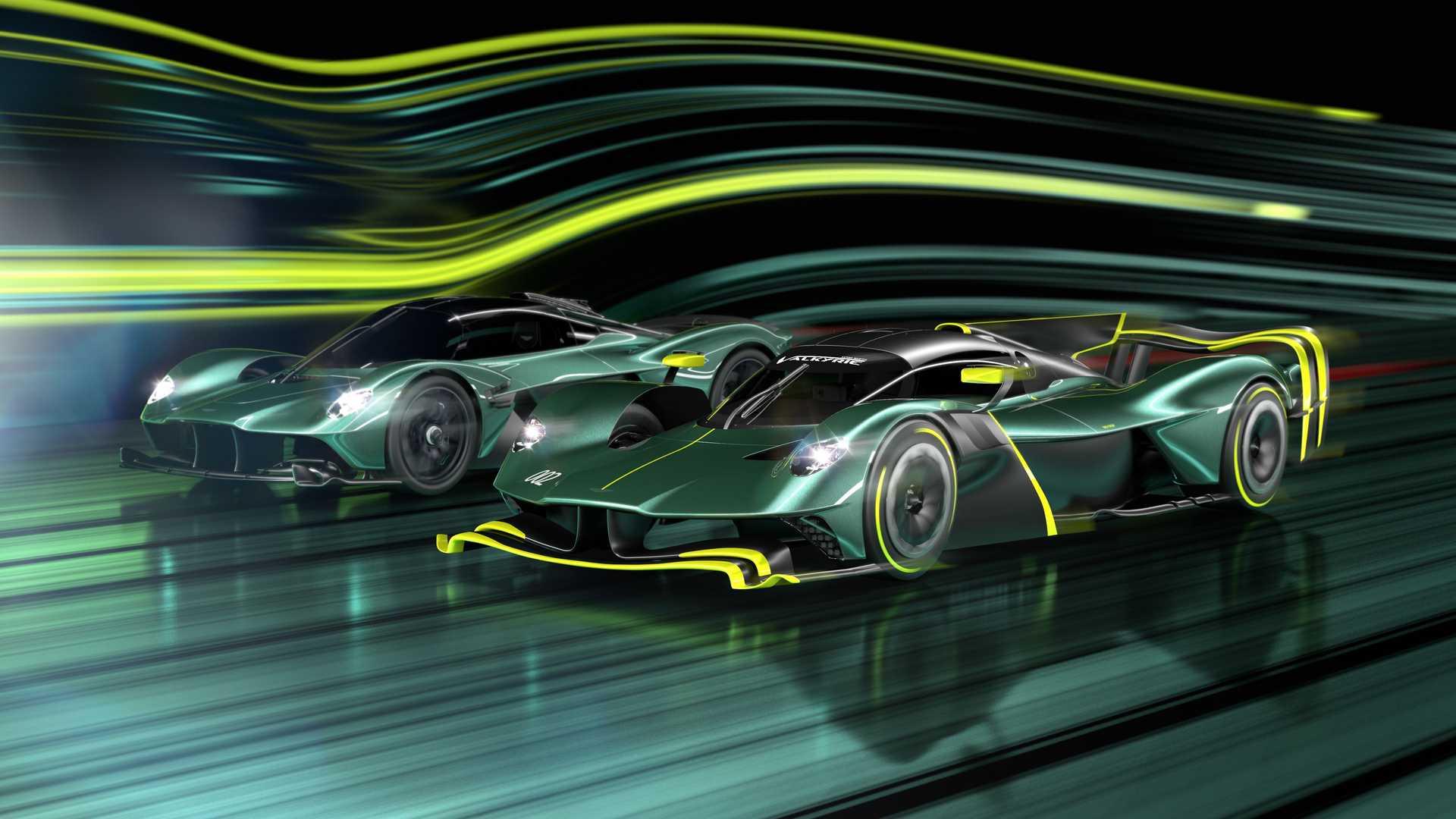 Nuevo Aston Martin Valkyrie AMR Pro 2021: más de 1.000 CV para un hipercoche de circuito