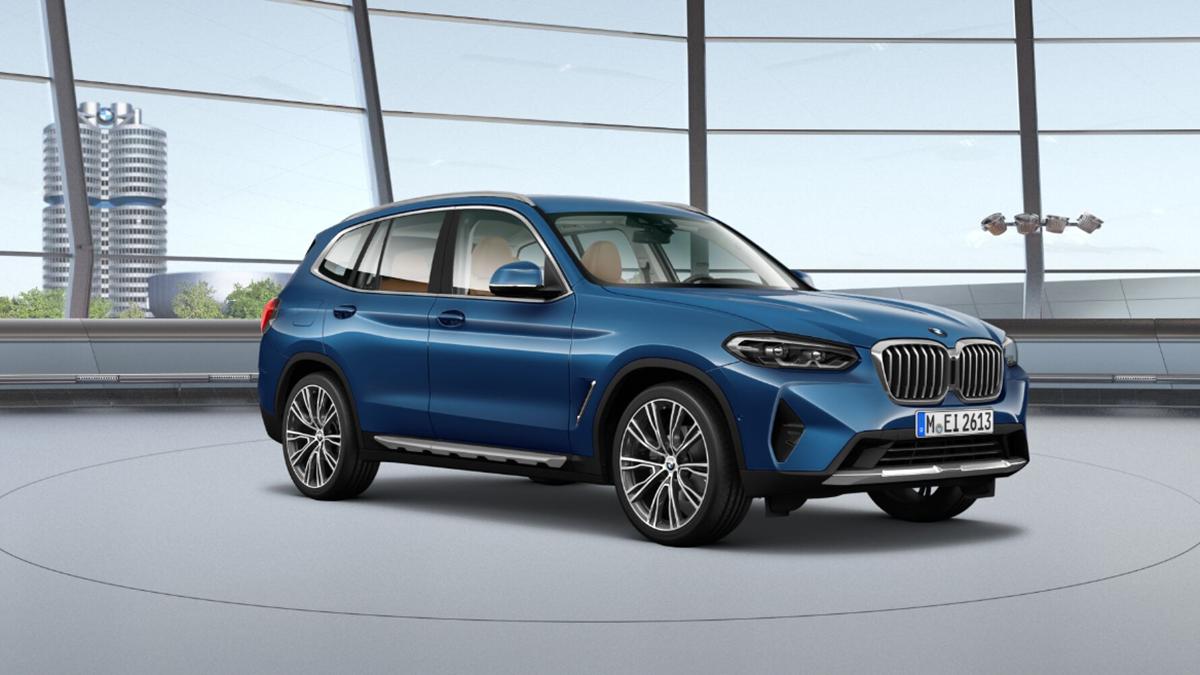 BMW X3 2021: precios y equipamientos para España