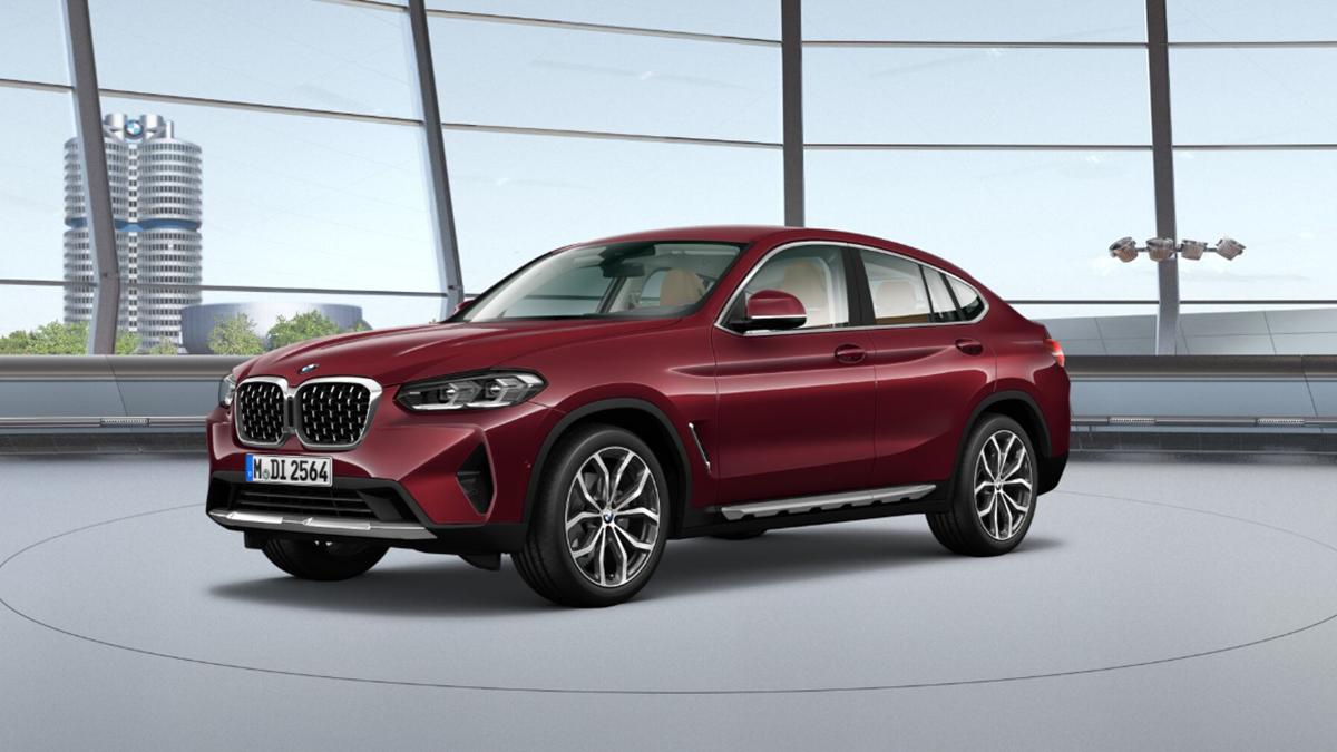 Nuevo BMW X4 2021: el SUV coupé muestra sus precios y equipamientos para España