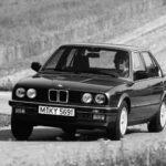 4. BMW E30 325i: 1,6 millones de kilómetros