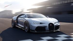 Fotos: Bugatti Chiron Super Sport 2021