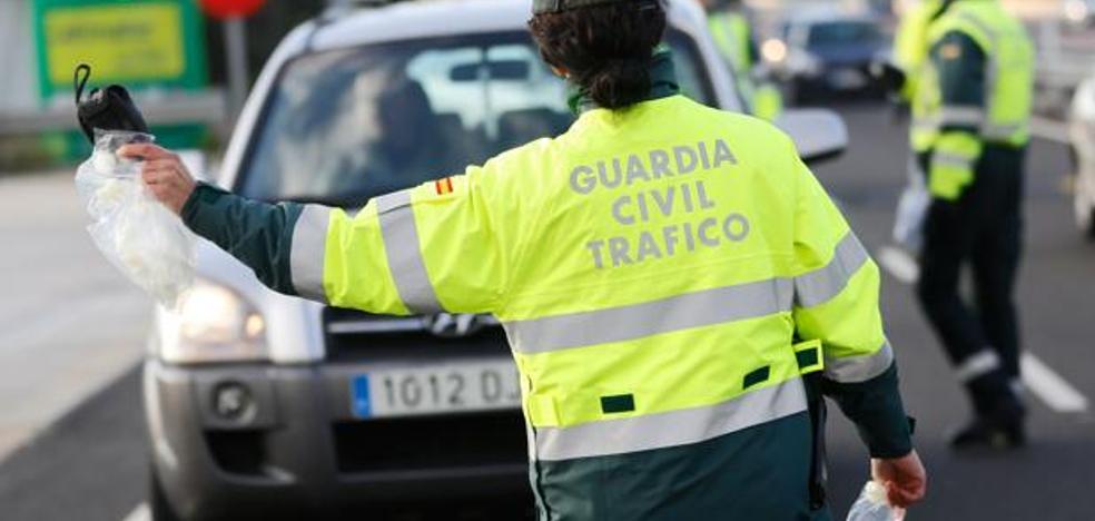 La DGT lanza una nueva campaña de vigilancia contra el consumo de alcohol y drogas