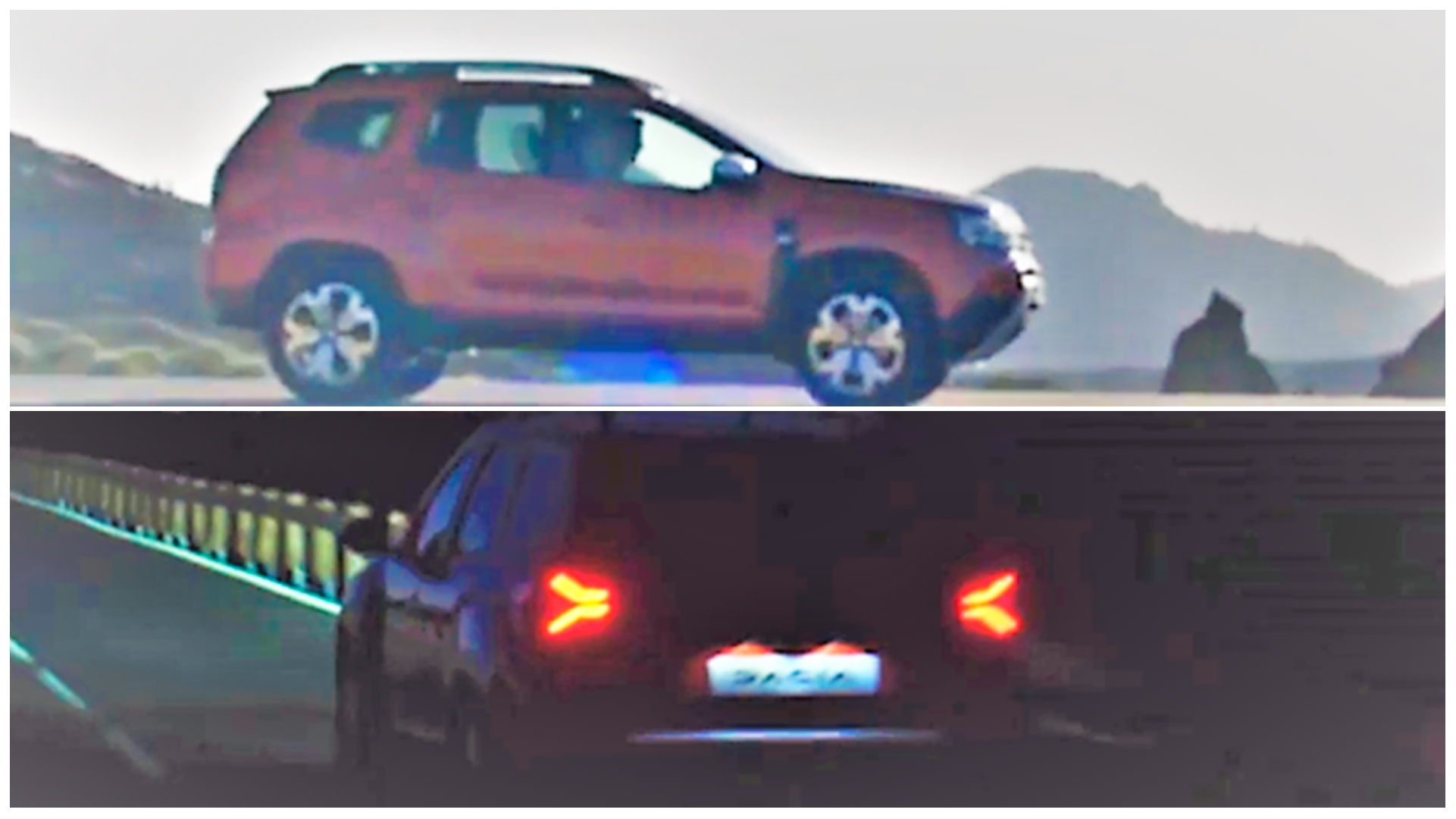 Nuevo Dacia Duster restyling 2022: ¡filtrado el SUV low cost actualizado!