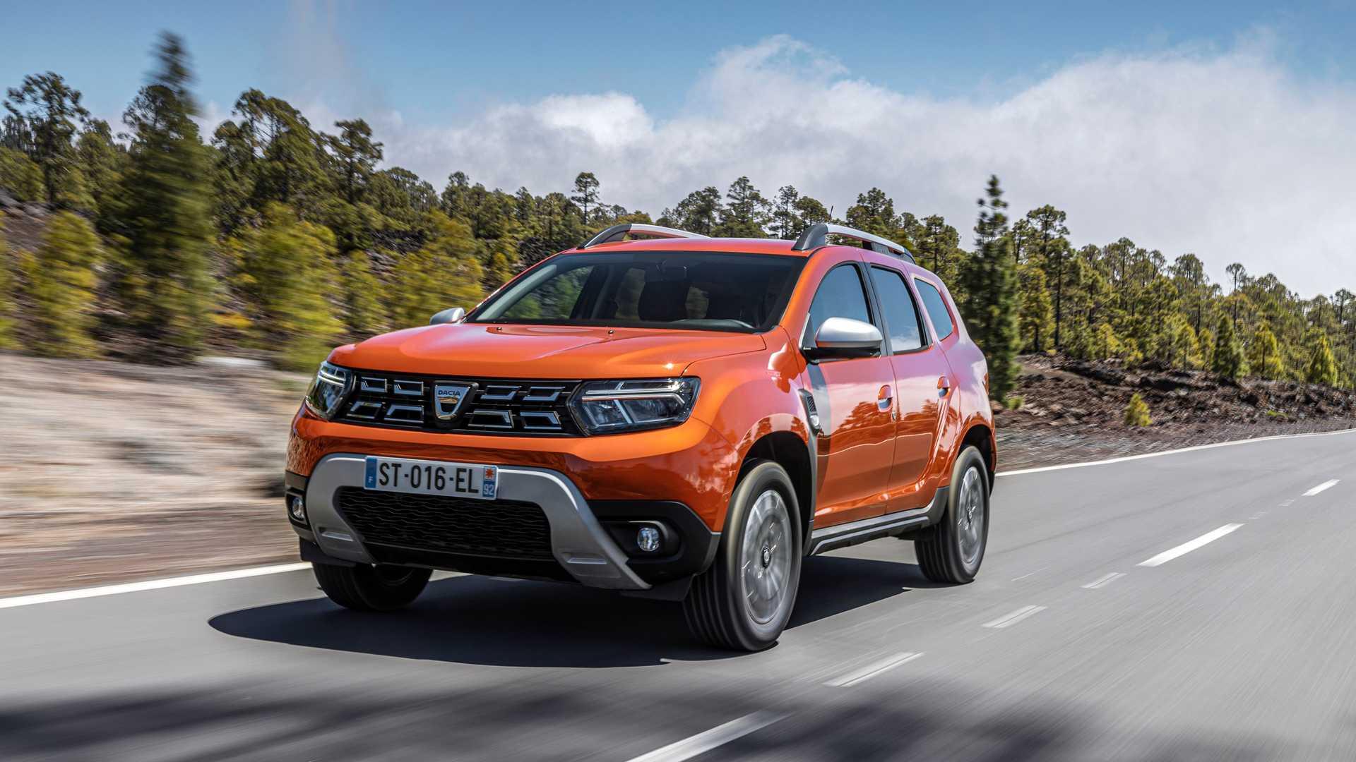 Nuevo Dacia Duster 2021: probamos el renovado SUV superventas