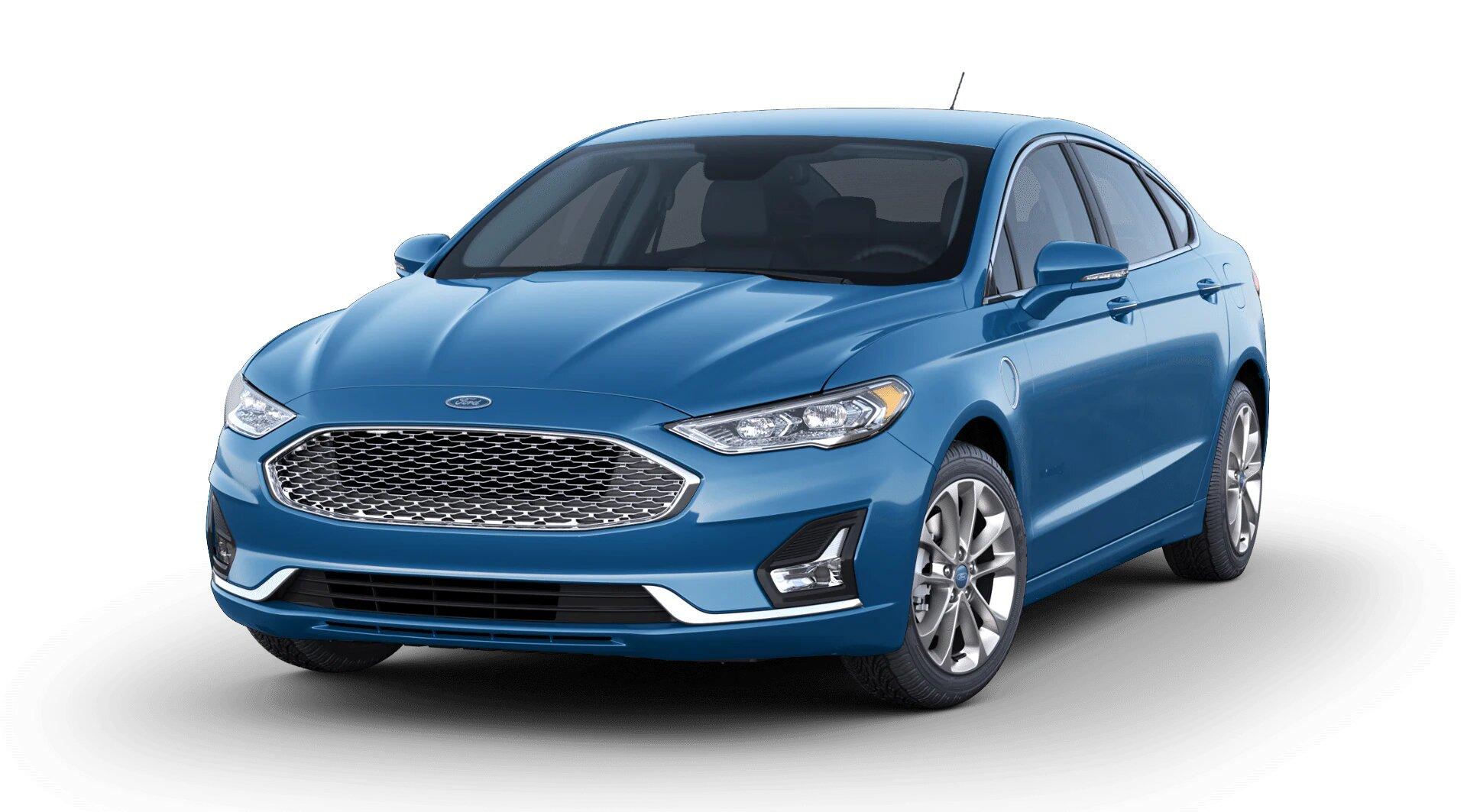 El Ford Mondeo/Fusion nos dirá adiós en breve: ¿conoces el híbrido enchufable?