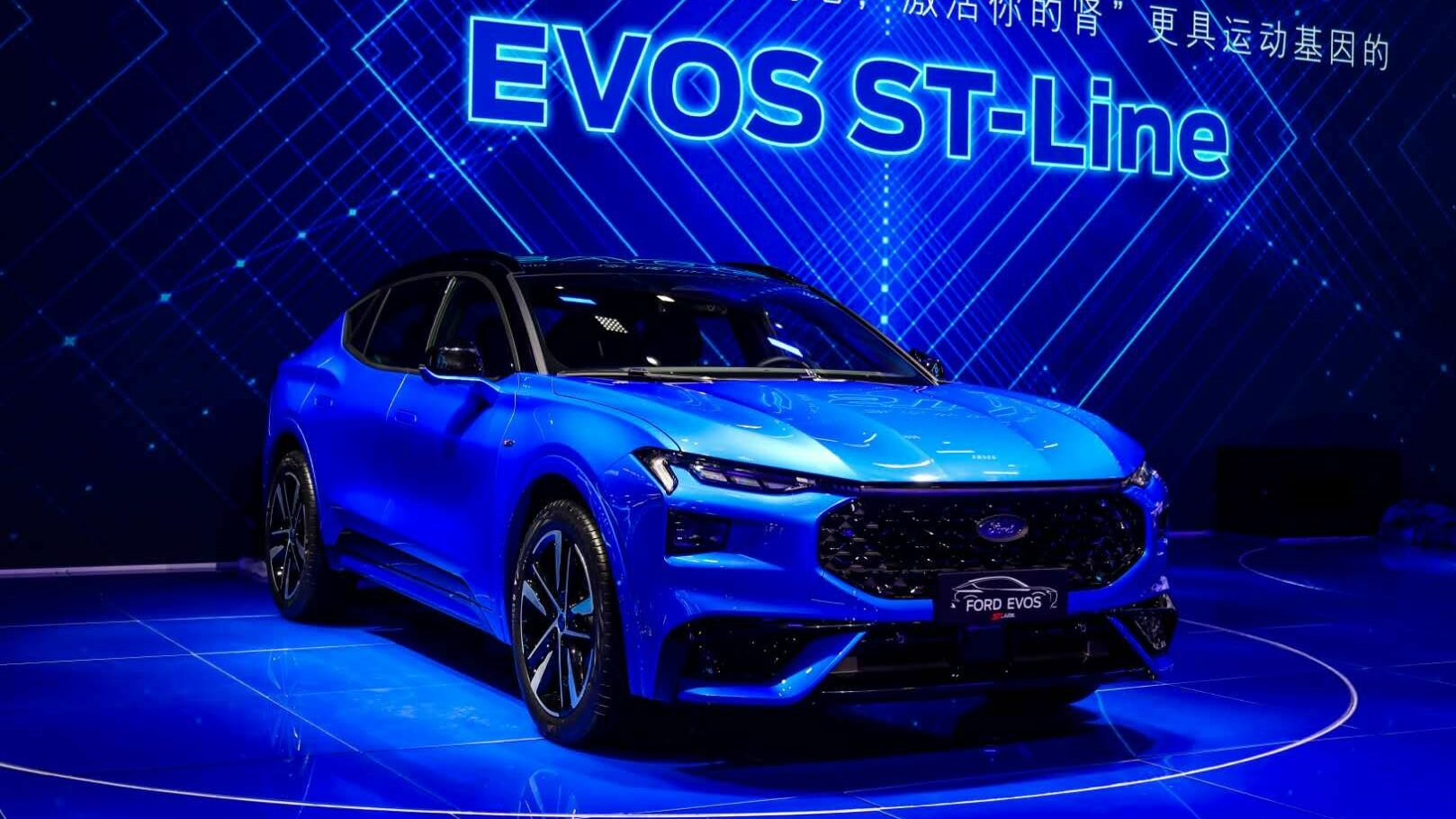 El Ford Evos 2022 desvela su acabado ST-Line… ¡y los primeros datos técnicos!