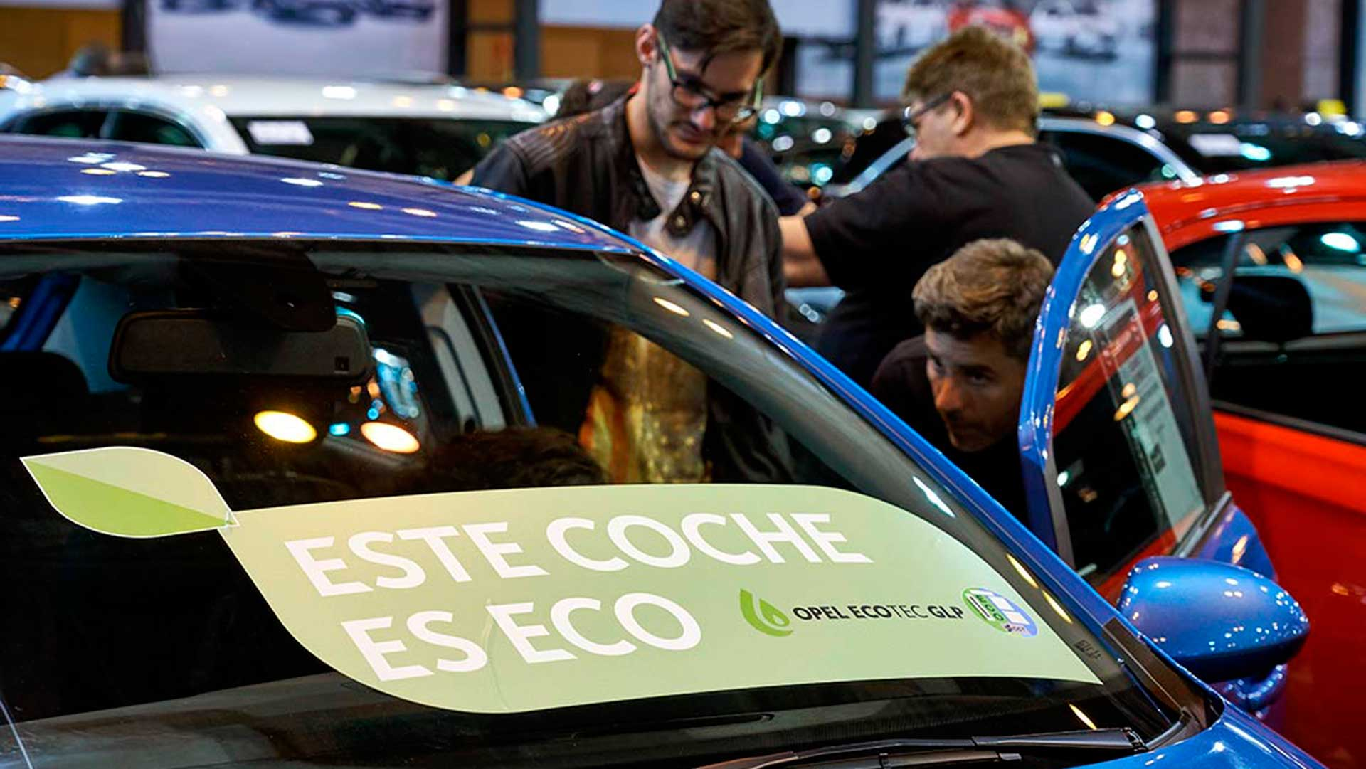 El 7% del parque automovilístico español será neutro en carbono en 2030