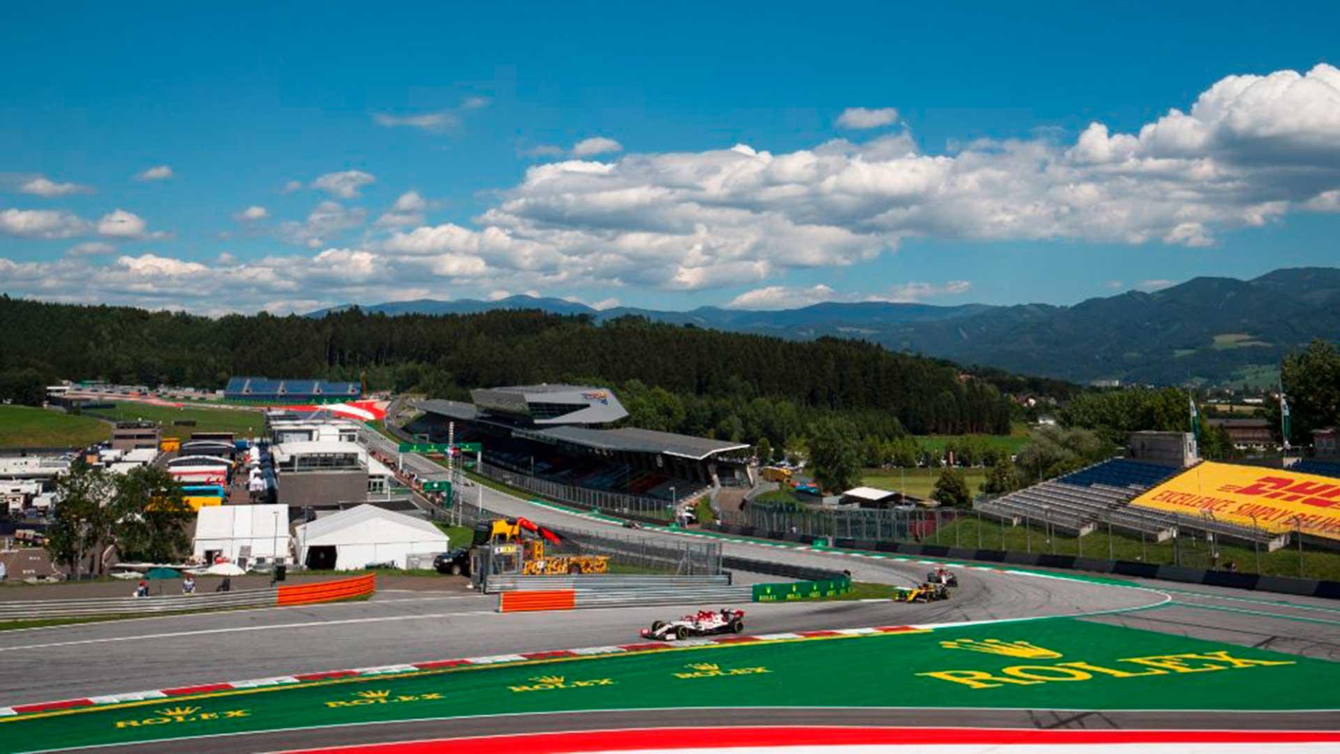Gran Premio de Estiria de Fórmula 1 2021: horarios y televisión