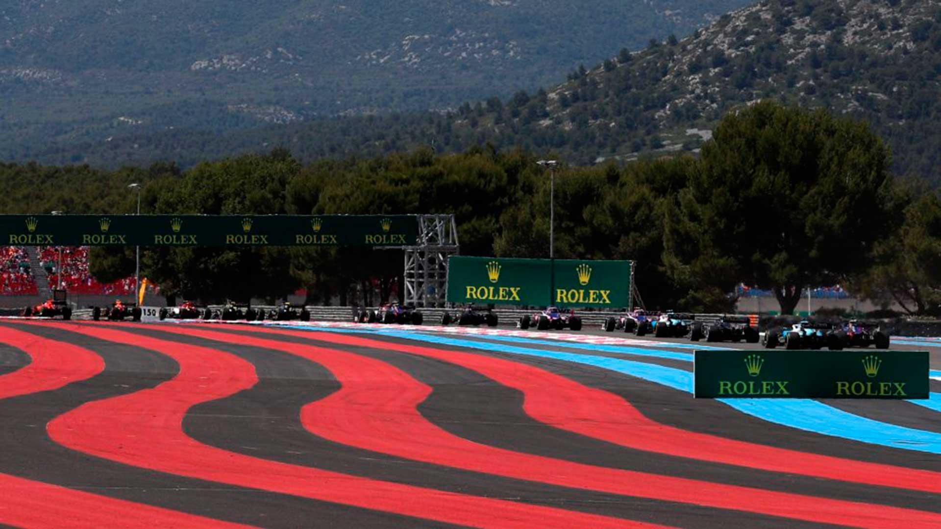Gran Premio de Francia de Fórmula 1 2021: horarios y televisión