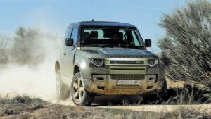Fotos: Prueba Land Rover Defender 90 P400