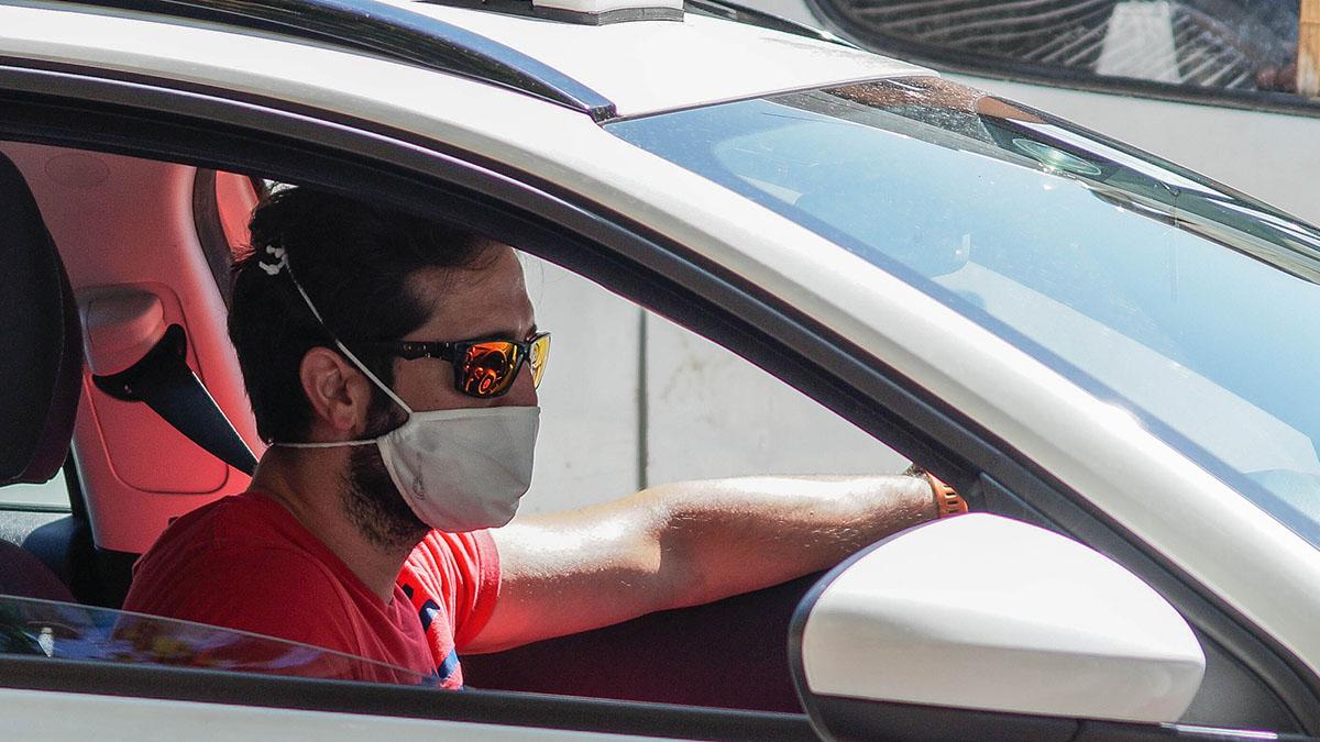 ¿Podremos quitarnos la mascarilla en el coche tras dejar de ser obligatoria en la calle?