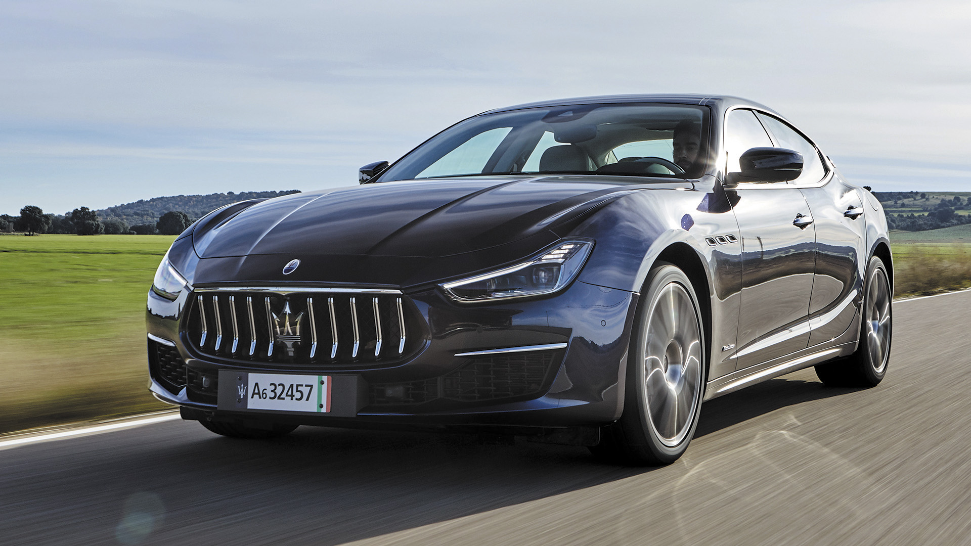 Nuevo Maserati Ghibli Hybrid 2021: primera prueba