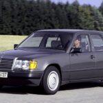 3. Mercedes W124 200D: 1,9 millones de kilómetros