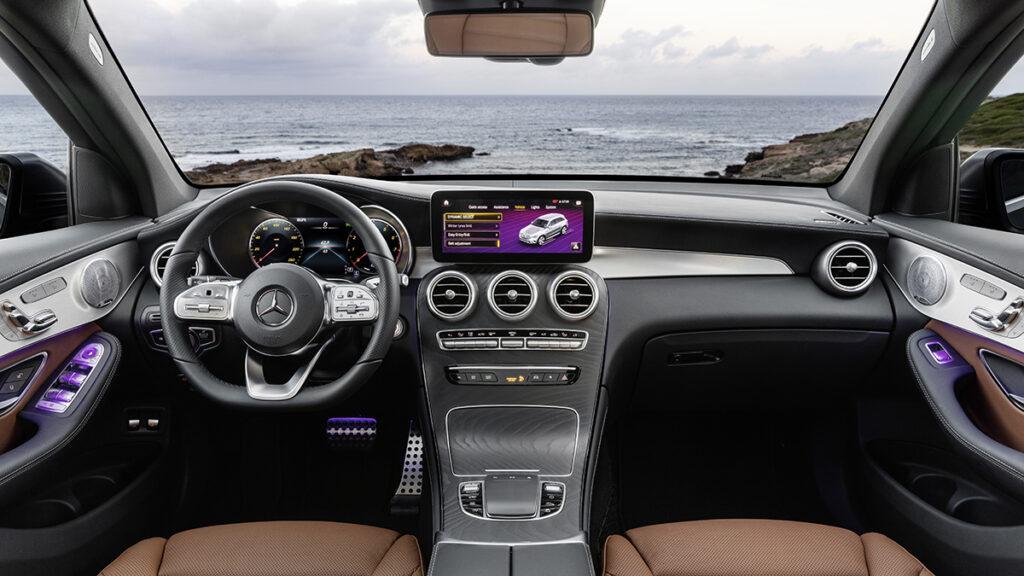 Mercedes-Benz GLC 2021