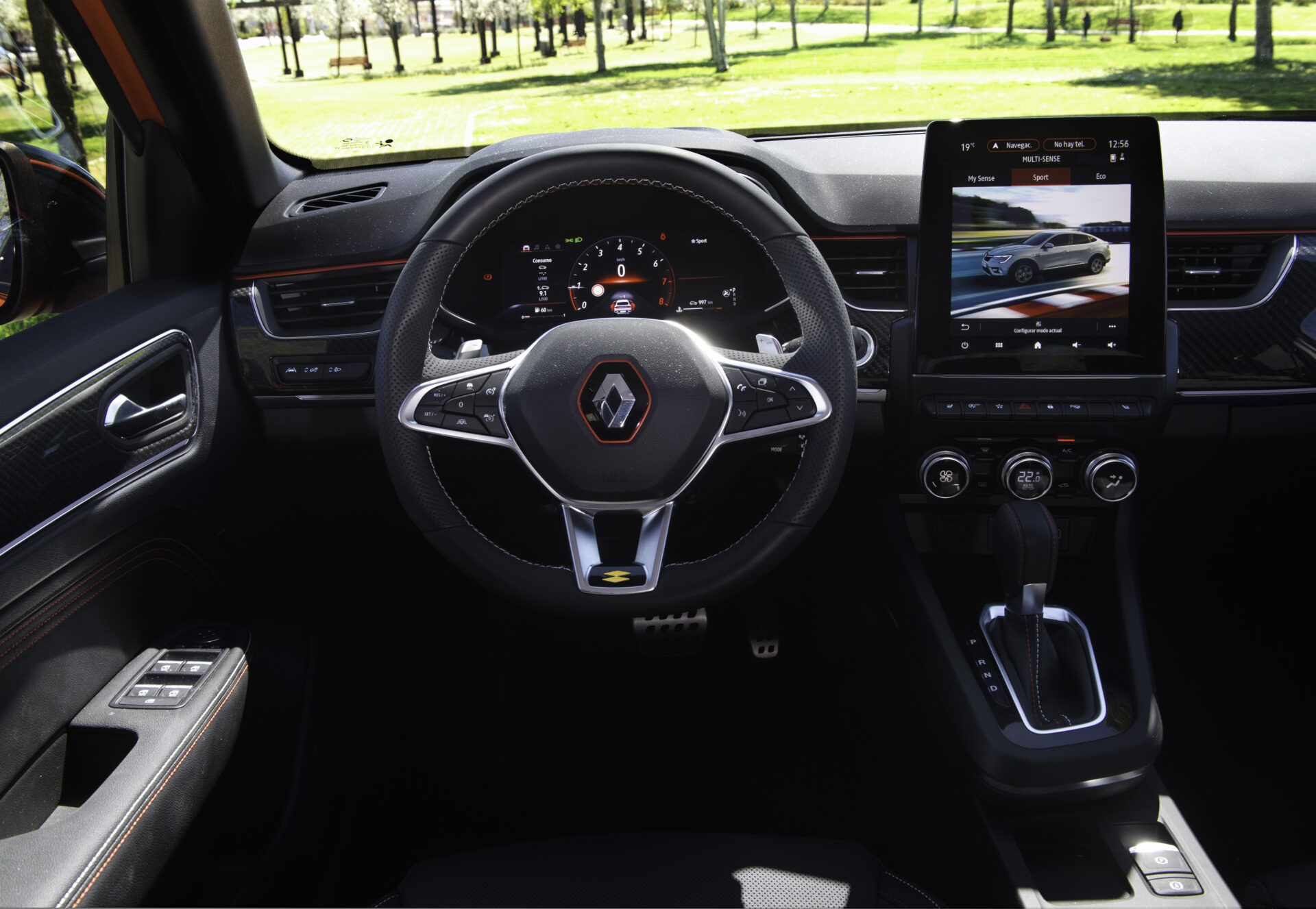 Nuevo Renault Arkana E-Tech