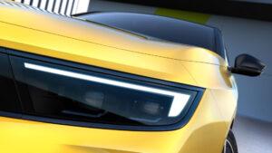 Primeras imágenes del Opel Astra 2022