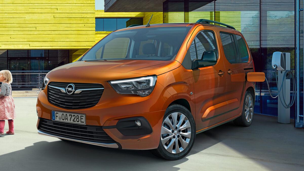 Opel Combo e-life 2021