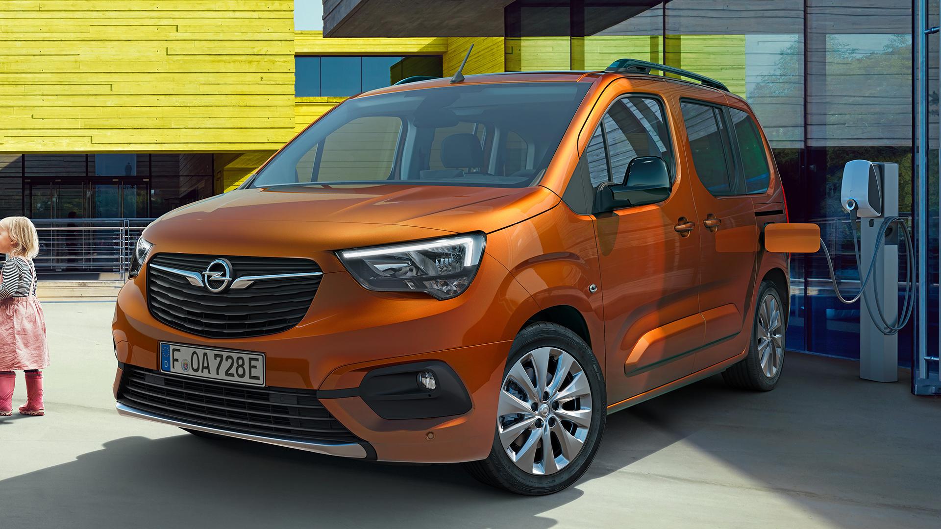 Nuevo Opel Combo-e Life 2021: la versión eléctrica ya está disponible