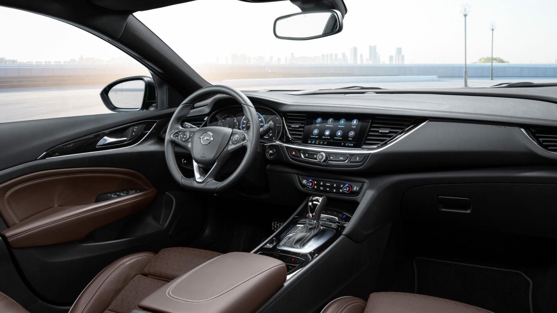 Opel insignia Sports Tourer interior