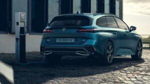 Fotos: Peugeot 308 SW 2021