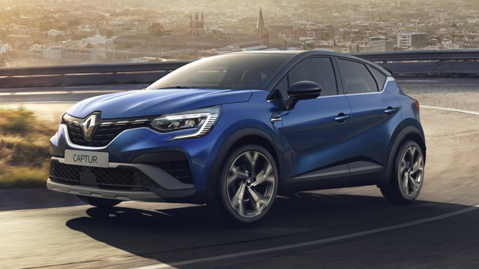 Nuevo Renault Captur TCe 160 2021: llega a España el motor turbo tope de gama