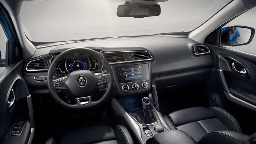 Renault Kadjar 2021 interior