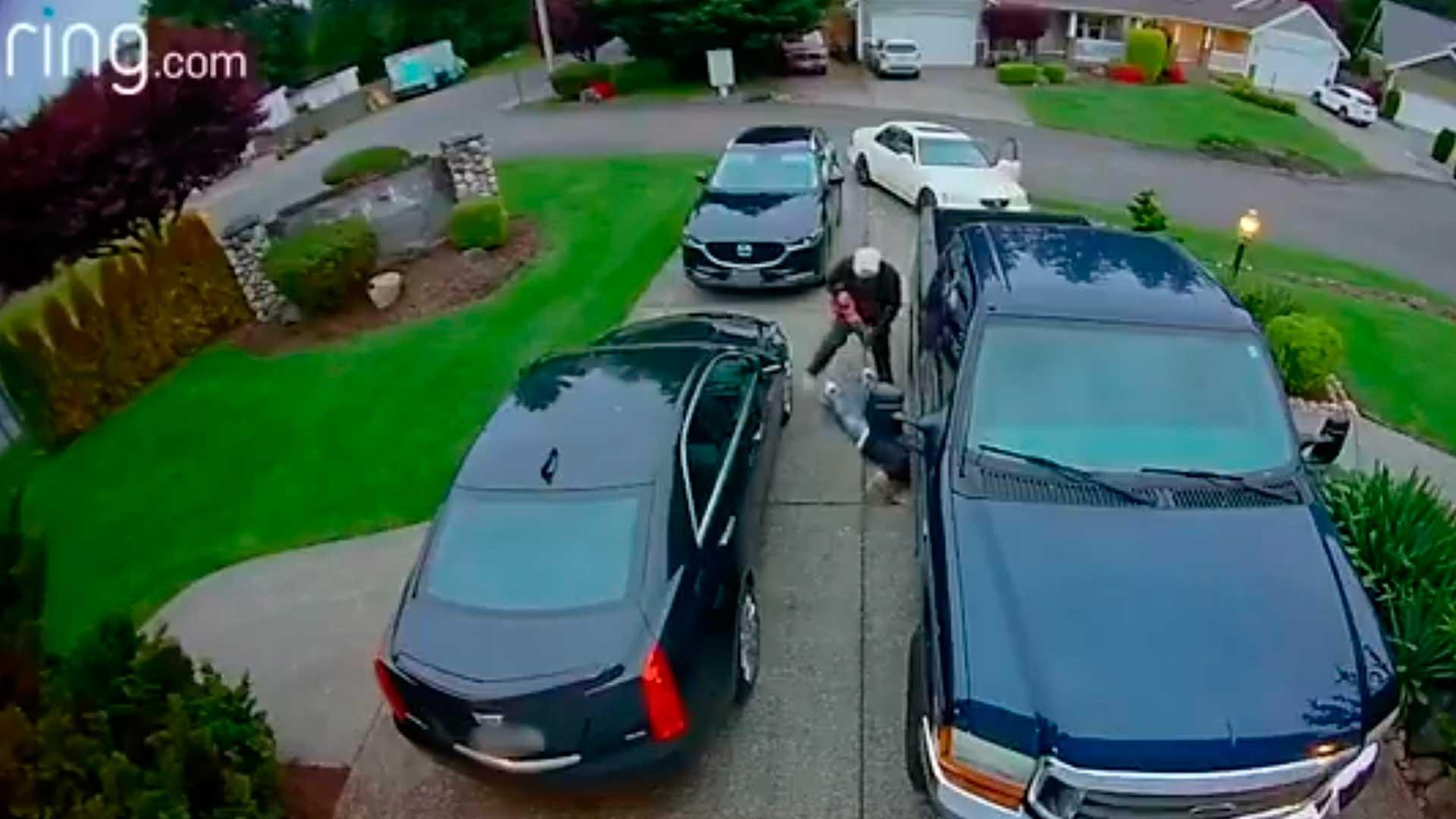 ¿Cuánto se tarda en robar el catalizador de un coche?