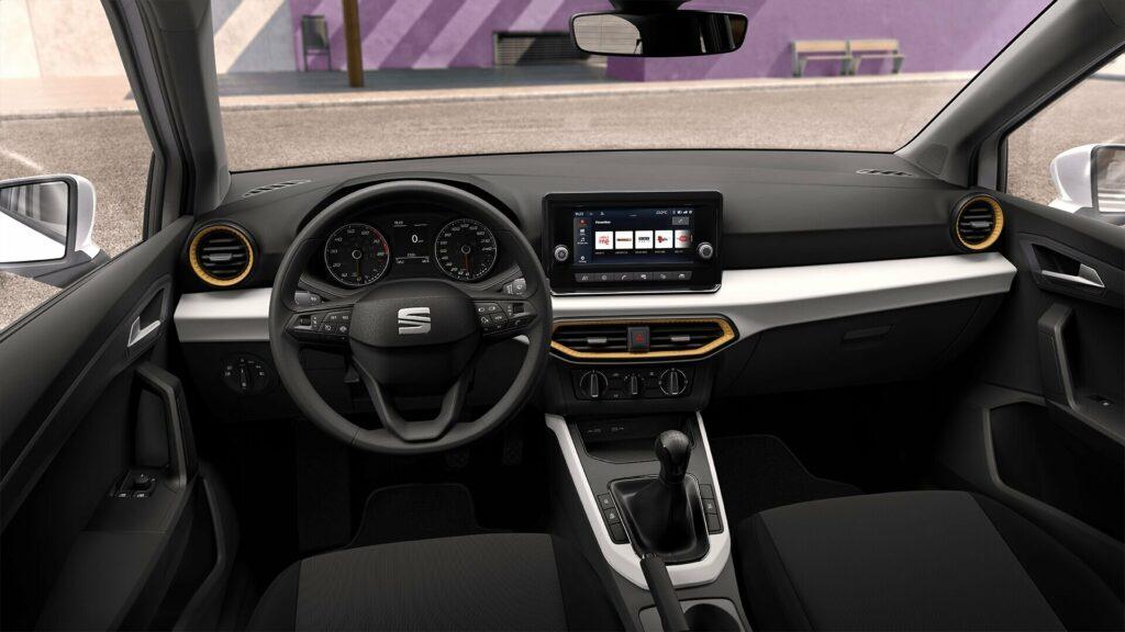 Seat arona Reference interior