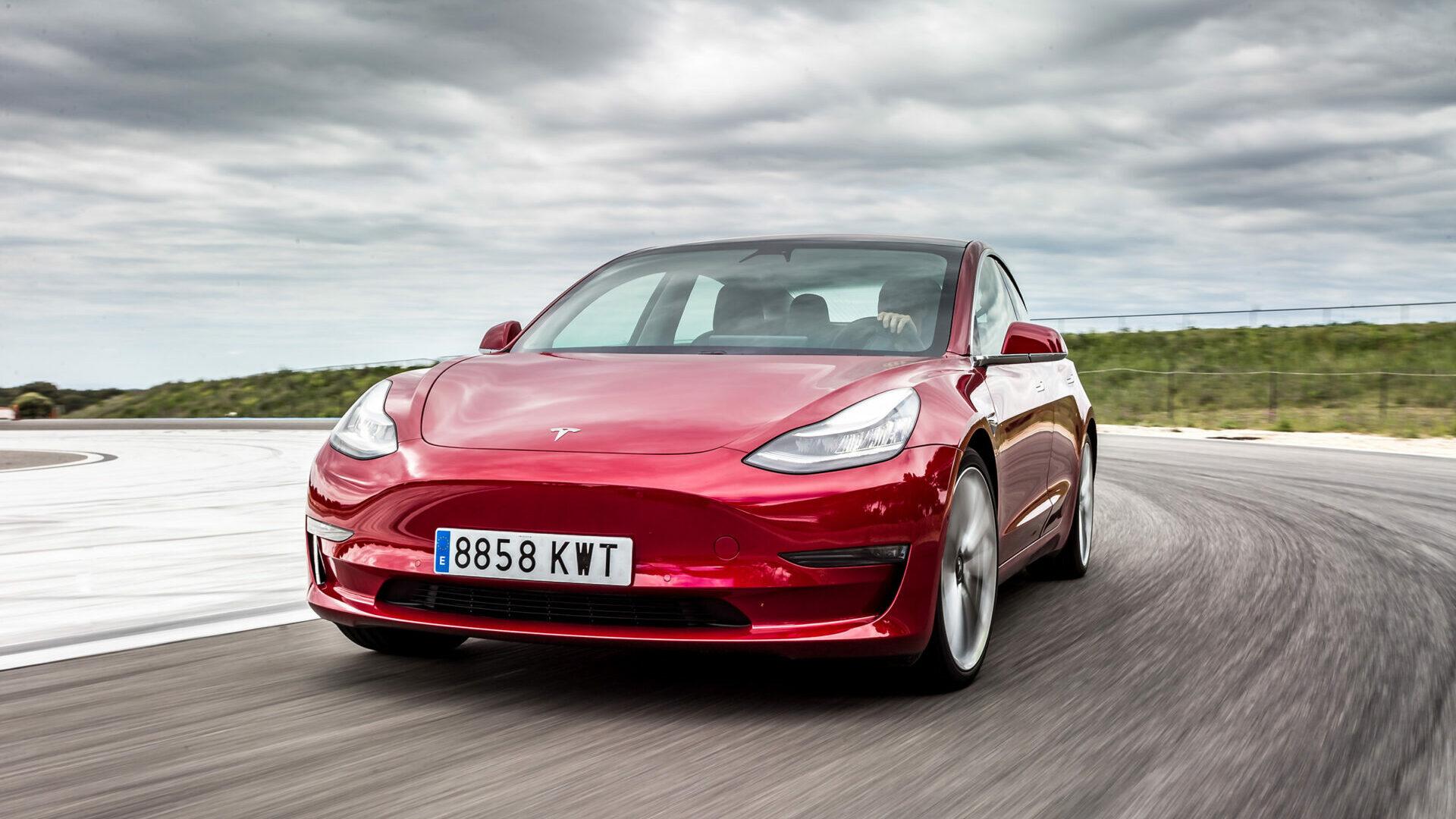 Con Tesla a la cabeza, los coches eléctricos ya son una cuestión del presente