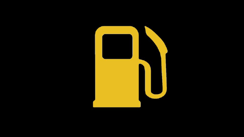 Testigo reserva combustble Renault