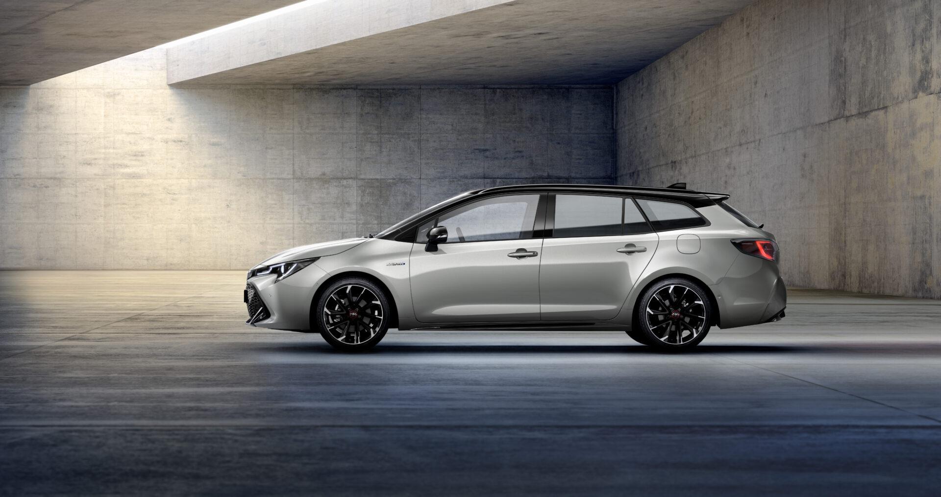 Toyota Corolla gama 2021