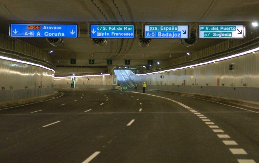 tunel m 30
