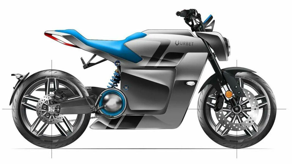 urbet moto electrica