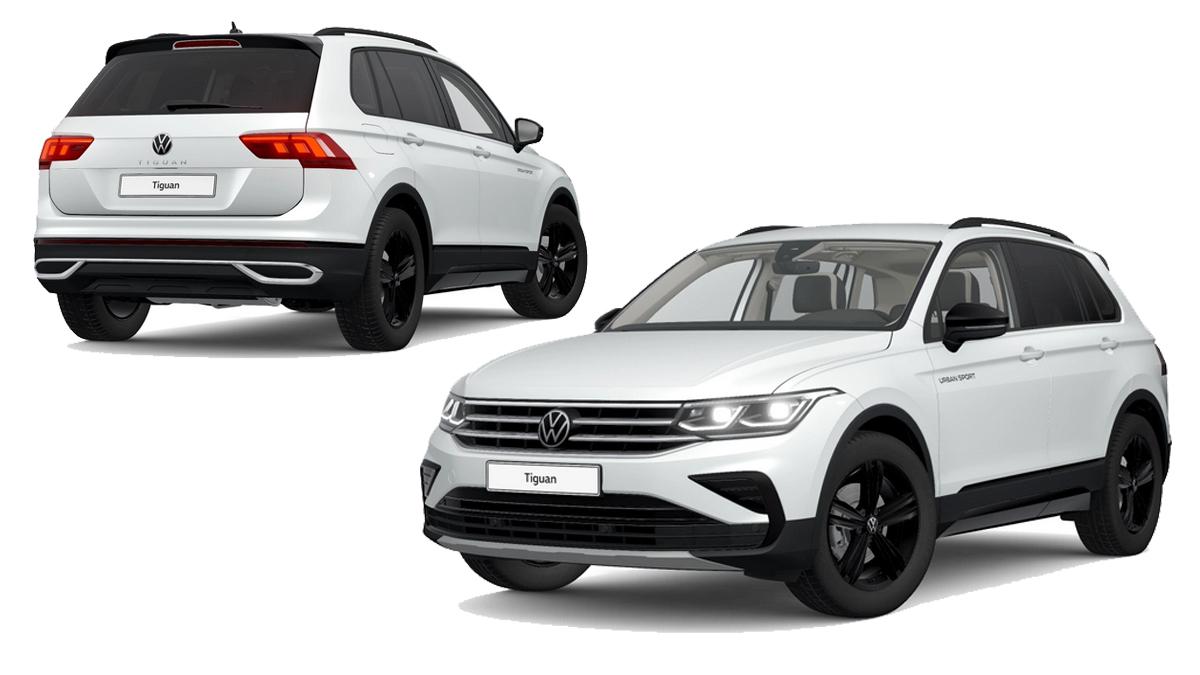 Nuevo Volkswagen Tiguan Urban Sport 2021: un SUV con filosofía deportiva… que ya puedes adquirir en España