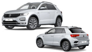 Fotos: Volkswagen T-Roc Advance R-Line